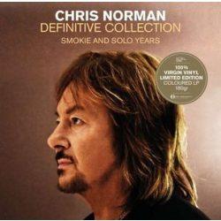 CHRIS NORMAN -  Definitive Collection / limitált színes vinyl bakelit / 2xLP