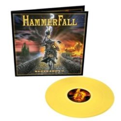 HAMMERFALL - Renegade 2.0. / színes vinyl bakelit / LP