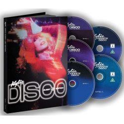 KYLIE MINOGUE - Disco: Guest List Edition / cd+dvd, cd+blu-ray / CD