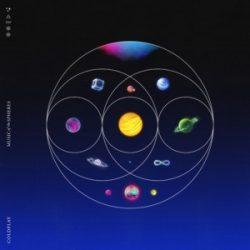 COLDPLAY - Music Of The Spheres / színes vinyl bakelit / LP