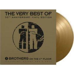 2 BROTHERS ON THE 4TH FLOOR - The Best Of / limitált színes vinyl bakelit / 2xLP
