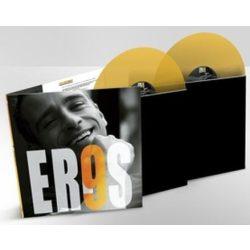 EROS RAMAZZOTTI - 9 / színes vinyl bakelit / 2xLP