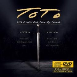 TOTO - With A Help From My Friends / cd+dvd / CD
