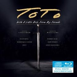 TOTO - With A Help From My Friends / cd+brd / CD