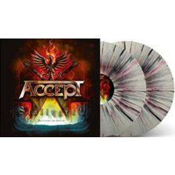 ACCEPT - Stalingrad / limitált színes vinyl bakelit / 2xLP