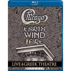 CHICAGO, EARTH WIND AND FIRE - Live At The Greek / blu-ray / BRD