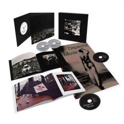 DEPECHE MODE - 101 / limitált deluxe brd,cd,dvd,könyv box / CD box