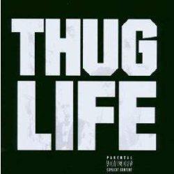 2 PAC - Thug Life CD
