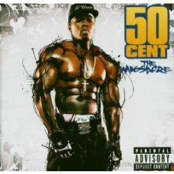 50 CENT - The Massacre CD