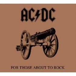 AC/DC - For Those About To Rock (We Salute You) /digipack/ CD