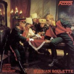 ACCEPT - Russian Roulette CD