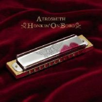 AEROSMITH - Honkin' On Bobo CD