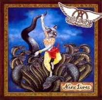 AEROSMITH - Nine Lives CD
