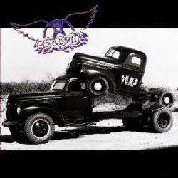 AEROSMITH - Pump CD