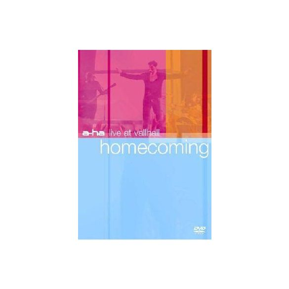 A-HA - Homecoming Live At Valhall DVD