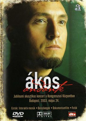 ÁKOS - Andante DVD