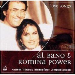 AL BANO & ROMINA POWER - Love Songs CD