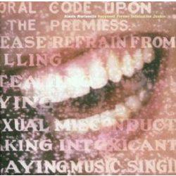 ALANIS MORISSETTE - Supposed Former Infatuation Junkie CD