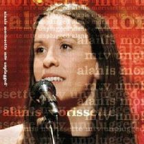 ALANIS MORISSETTE - Unplugged CD