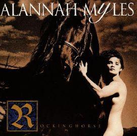 ALANNAH MYLES - Rockinghorse CD