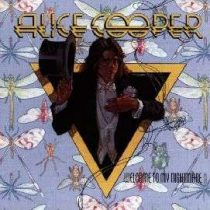 ALICE COOPER - Welcome To My Nightmare CD