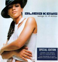 ALICIA KEYS - Songs In A Minor CD
