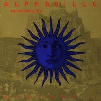 ALPHAVILLE - Breathtaking Blue CD