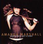 AMANDA MARSHALL - Everybody's Got A Story CD