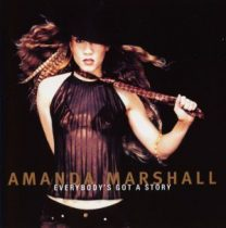 AMANDA MARSHALL - Everybody's Got A Story CD