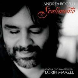 ANDREA BOCELLI - Sentimento CD