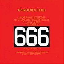 APHRODITES CHILD - 666 / 2cd / CD