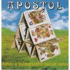 APOSTOL - Homokvár, Légvár, Kártyavár CD