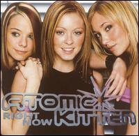 ATOMIC KITTEN - Right Now CD