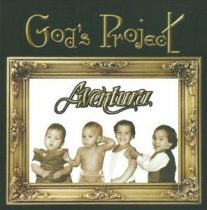 AVENTURA - God's project CD