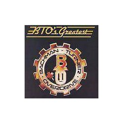 BACHMAN TURNER OVERDRIVE - Best Of CD