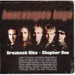 BACKSTREET BOYS - Greatest Hits Chapter 1 CD