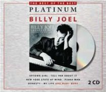 BILLY JOEL - Greatest Hits Vol.I-II CD
