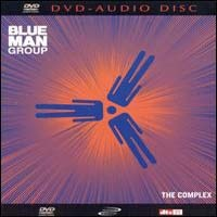BLUE MAN GROUP - The Complex CD