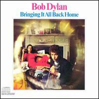 BOB DYLAN - Bringing It All Back Home CD
