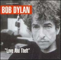 BOB DYLAN - Love And Theft CD