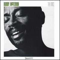 BOBBY MCFERRIN - The Voice CD