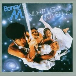 BONEY M - Nightfly To Venus CD