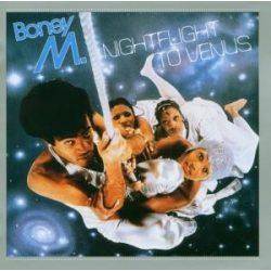 BONEY M - Nightfly To Venus CD