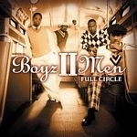 BOYZ II MEN - Full Circle CD