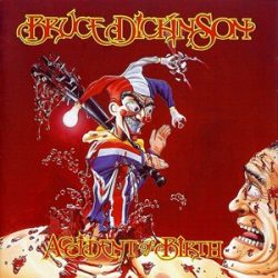 BRUCE DICKINSON - Accident Of Birth CD