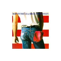 BRUCE SPRINGSTEEN - Born In The U.S.A. CD