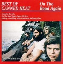 CANNED HEAT - On The Road Again CD