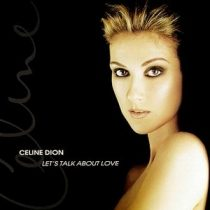 CELINE DION - Lets Talk About Love CD