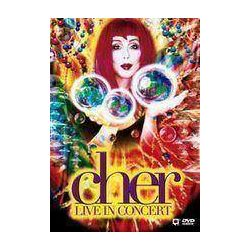 CHER - Live In Concert DVD