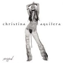 CHRISTINA AGUILERA - Stripped CD
